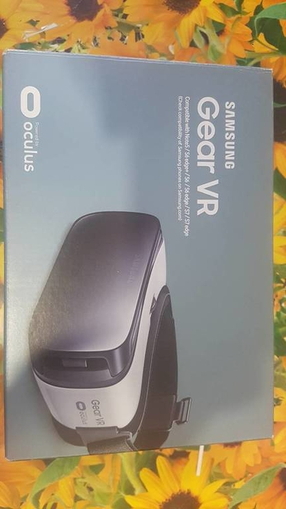 Samsung Gear VR (Оригинал)