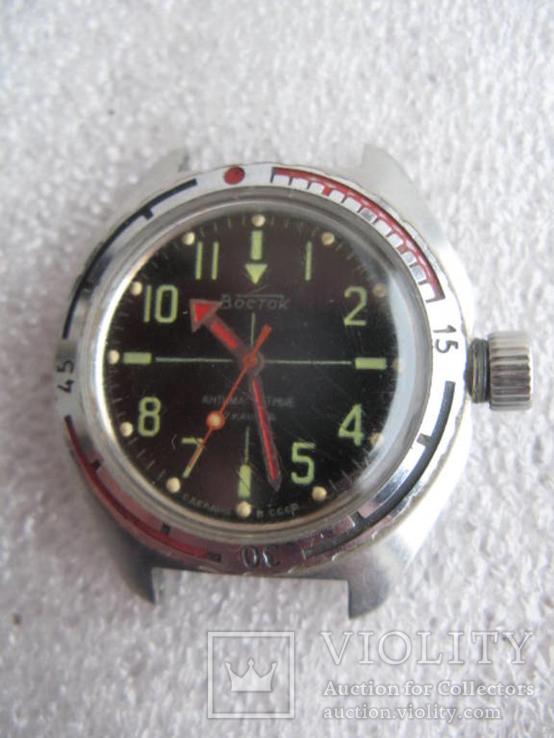 Часы АМФИБИЯ - 200 метров