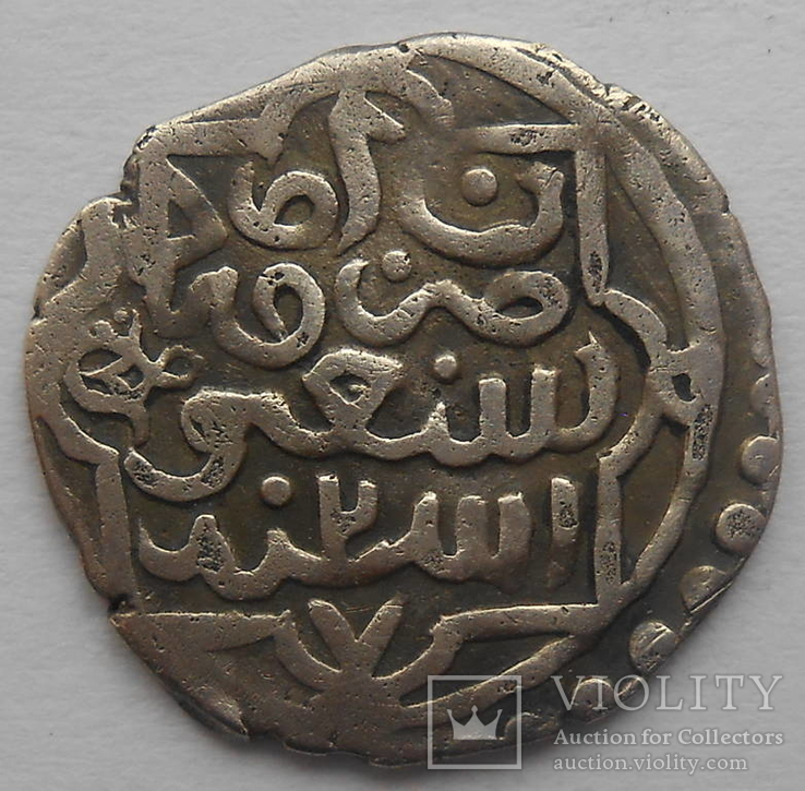 Мухаммед хан чекан Орды 772 г.х.
