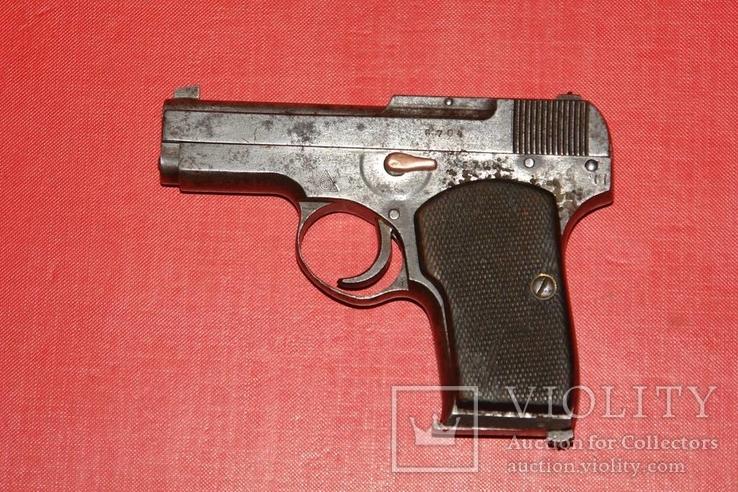 ММГ пистолета Тульского-Коровина первого выпуска