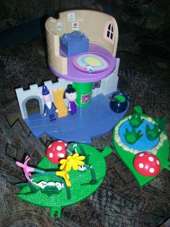 Замок бена и холли