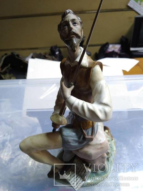 Мужчина с мечем, Испания ручная работа