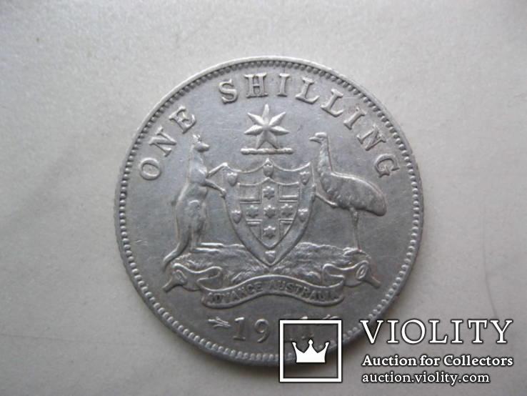 1 шиллинг 1911 год Австралия