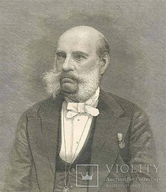 К.И.Домонтович ксилография 1889год