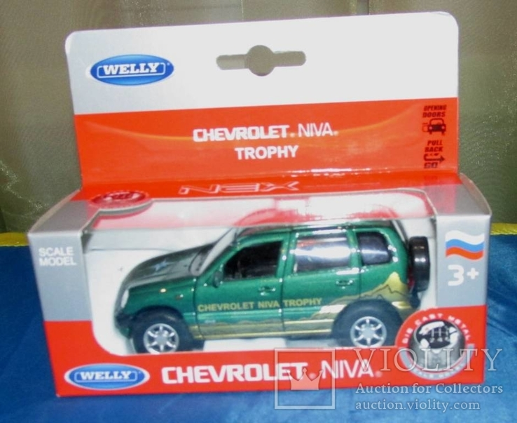 Нива Chevrolet 143, фото №2