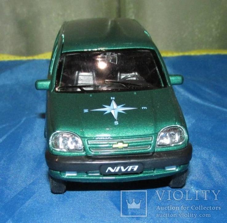 Нива Chevrolet 143, фото №5