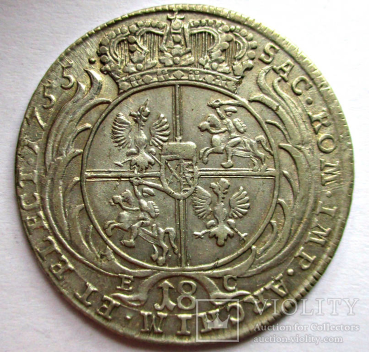 Орт 1755 года