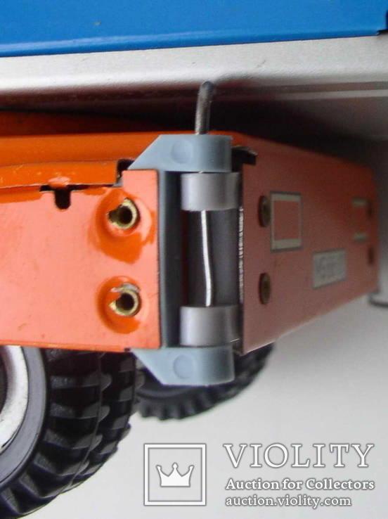 Машина автокран кран VARIK MSB DDR ГДР 1970-80гг. состояние, фото №13