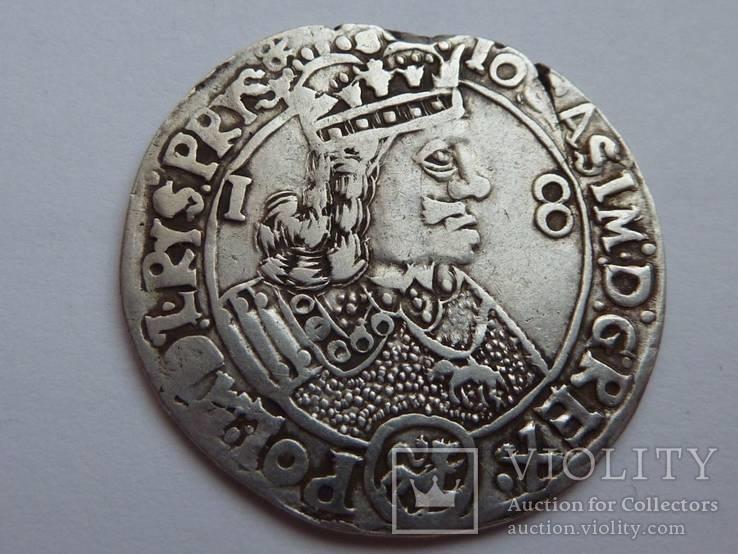 Львівський Орт 1656 рік