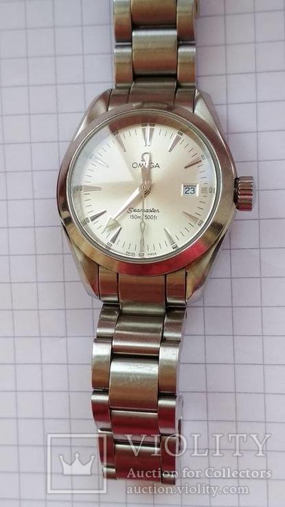 Часы OMEGA  Seamaster  (150m / 500ft),  женские
