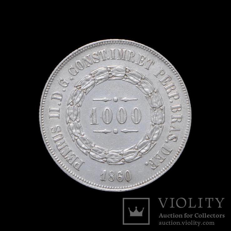1000 Рейс 1860, Бразилия