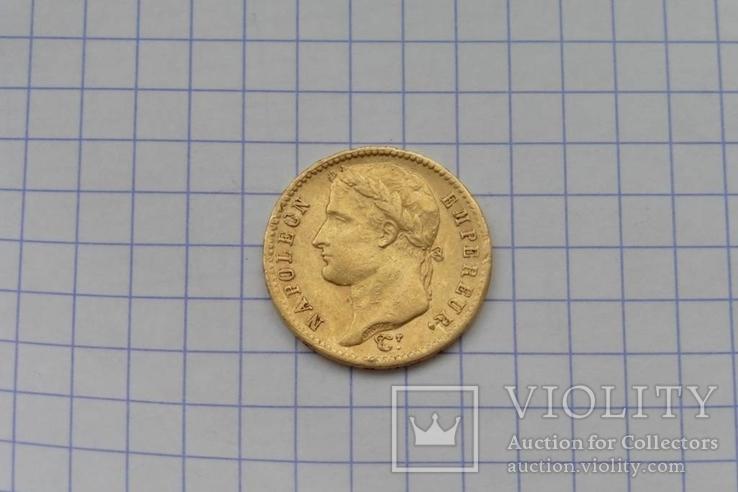 20 Франков 1811 год