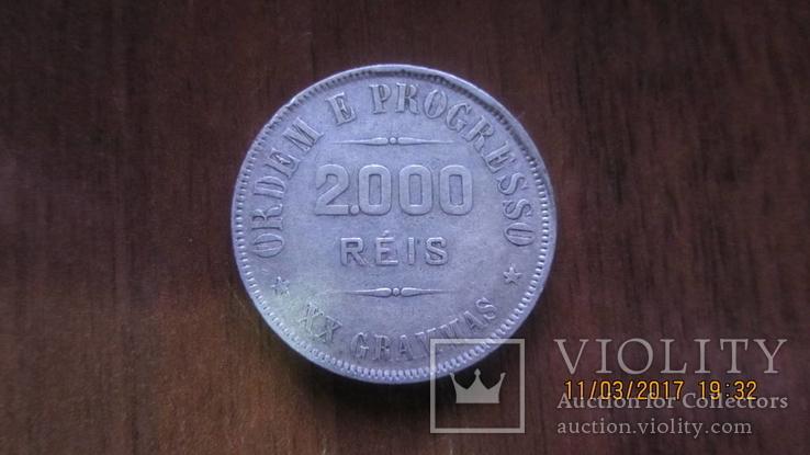 Бразилия 2000 рейс 1906 г