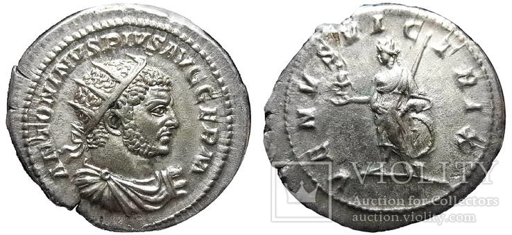 Антониниан Каракалла 213/217 г. н.э.
