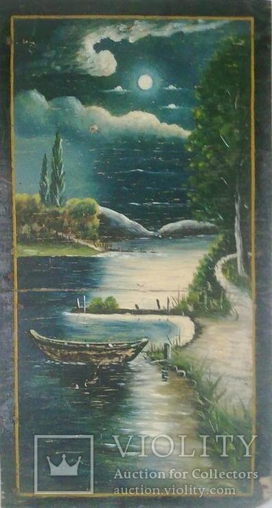 Старинный пейзаж
