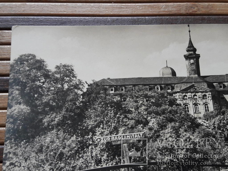 1245. Почтовая карточка 1950 г. Германия, фото №3