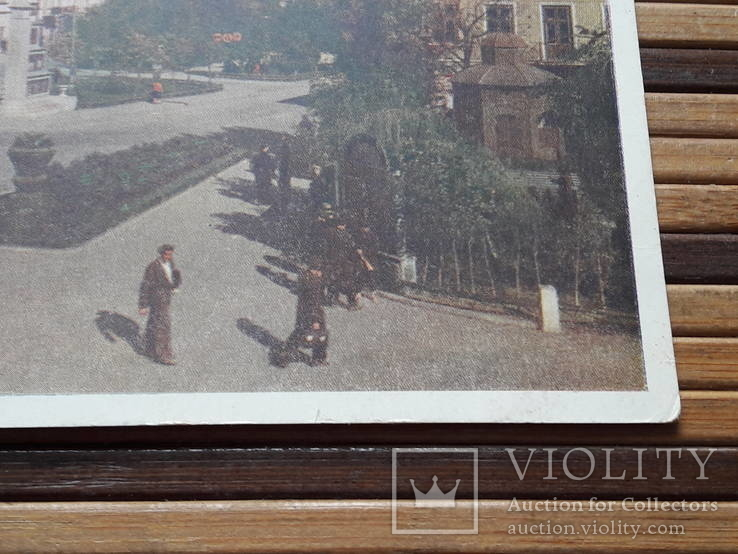 1266. Почтовая карточка Коломыя Площадь Ленина 1959 год, фото №5