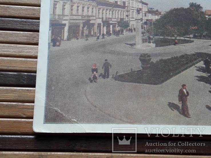 1266. Почтовая карточка Коломыя Площадь Ленина 1959 год, фото №6