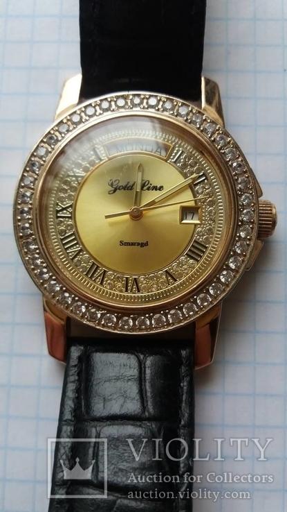 Золотые часы Gold Line 52.8 г . золота 585