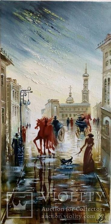Старый город.автор Величко