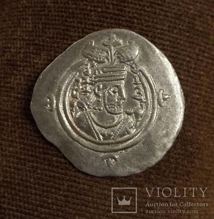 Драхма. Сасаниды, Хосров ІІ(591-628г.г. н.э.)
