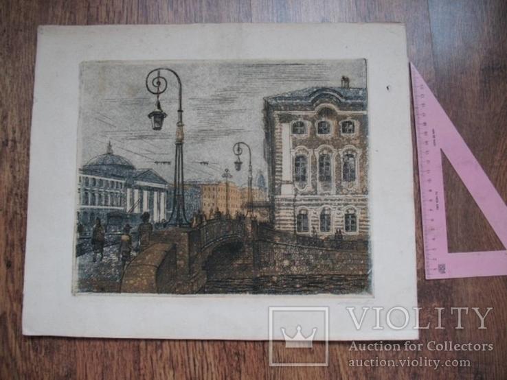 Старый город. Санкт - Петербург?