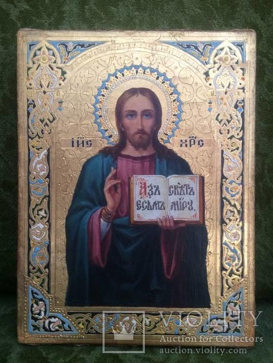 Ісус Хрестос Сусальне Золото