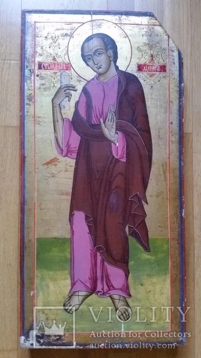 Ікона Св. Апостол Фома, 71,5х34,5 см