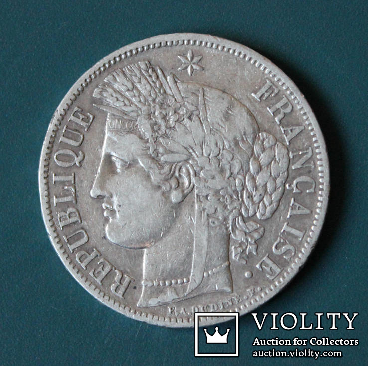 5 франков 1849
