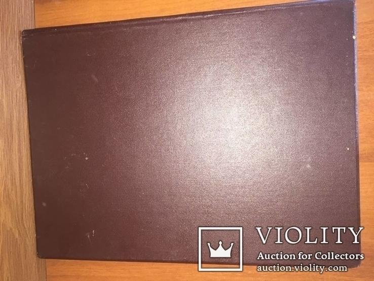 Книга почета 1964 г. Чистая, тираж 25000 размер 400*300мм, фото №8