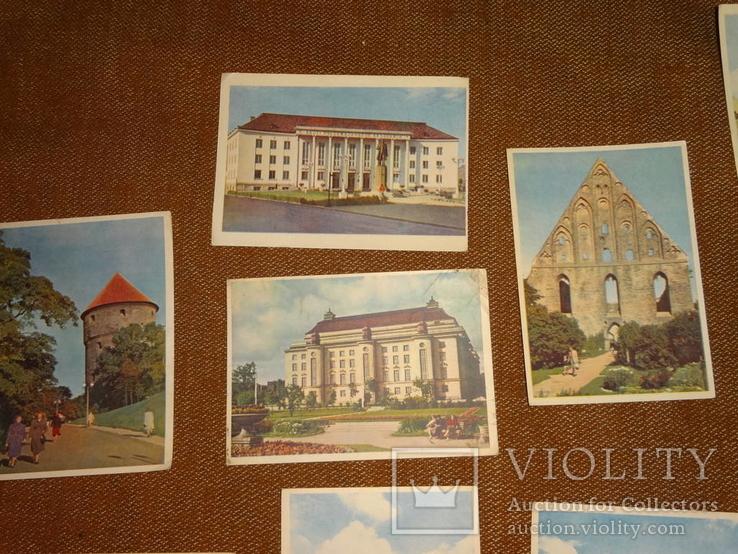 Подборка эстонских открыток, фото №4