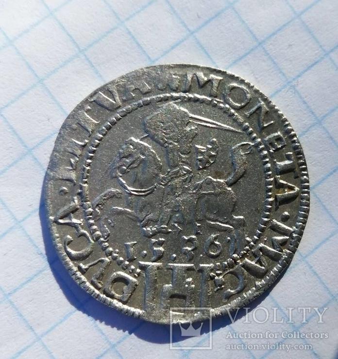 Литовский грош 1536