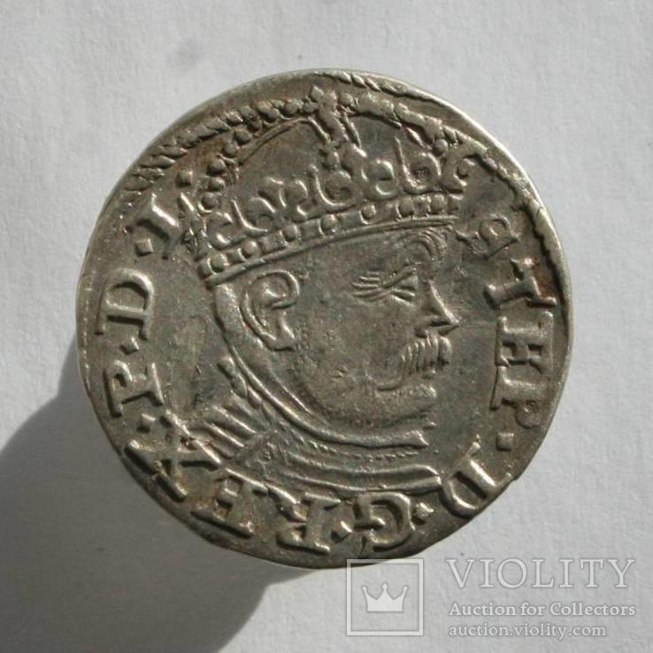 Трояк 1586 №4