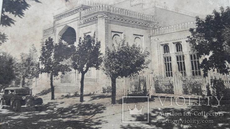1311. Почтовая карточка,Кишинёв.Здание Краеведческого Музея 1947год, фото №3