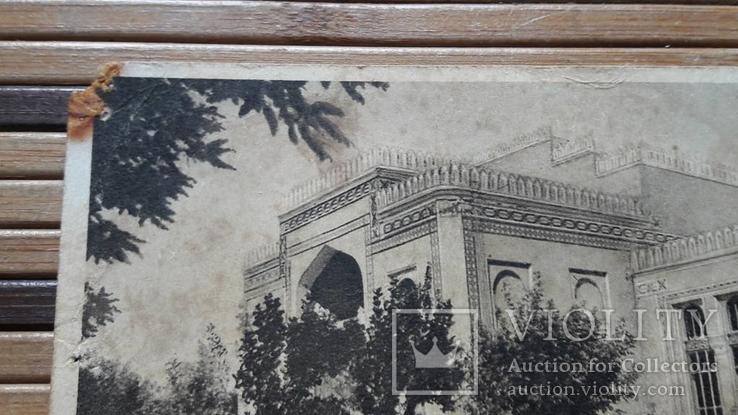 1311. Почтовая карточка,Кишинёв.Здание Краеведческого Музея 1947год, фото №4