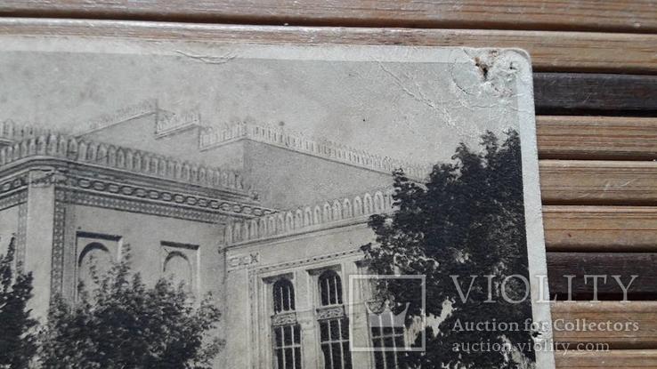1311. Почтовая карточка,Кишинёв.Здание Краеведческого Музея 1947год, фото №5