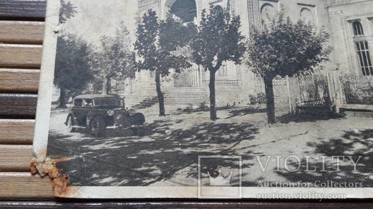 1311. Почтовая карточка,Кишинёв.Здание Краеведческого Музея 1947год, фото №7