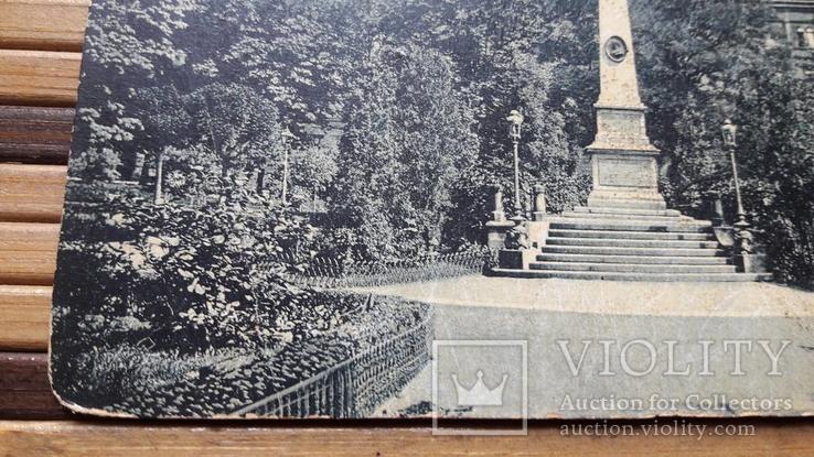 1310. Почтовая карточка, Краков.Памятник Страшевски, фото №7
