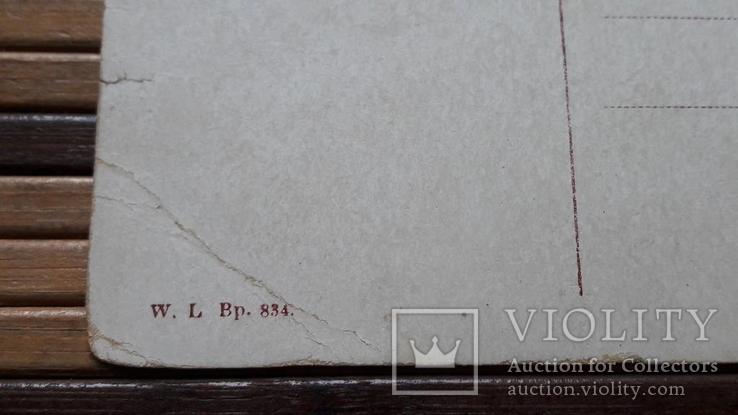 1310. Почтовая карточка, Краков.Памятник Страшевски, фото №9