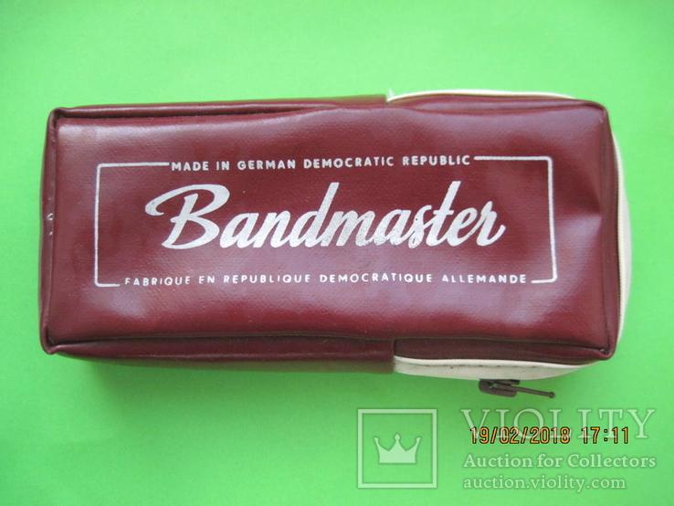 Губная гармошка. Bandmaster. Германия, фото №3