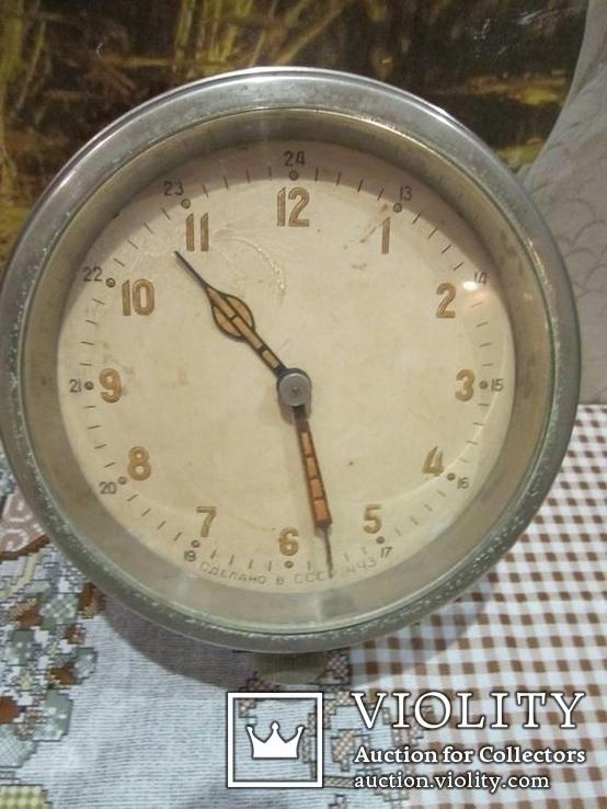 Часы каютные (корабельные)