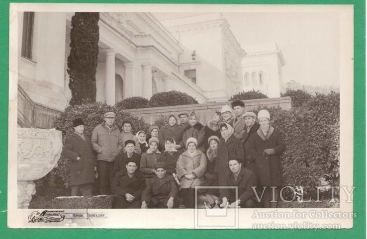 Групповое Ливадия Крым Алупка, фото №2