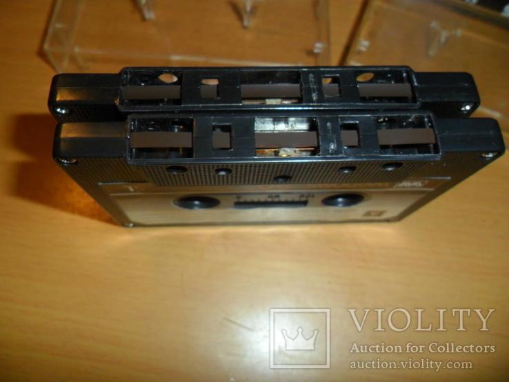 Аудиокассета кассета Wagdoms SL 90 - 2 шт в лоте, фото №6