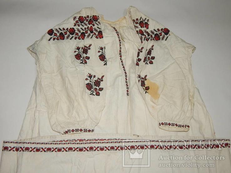 Сорочка вишиванка 4751, фото №2