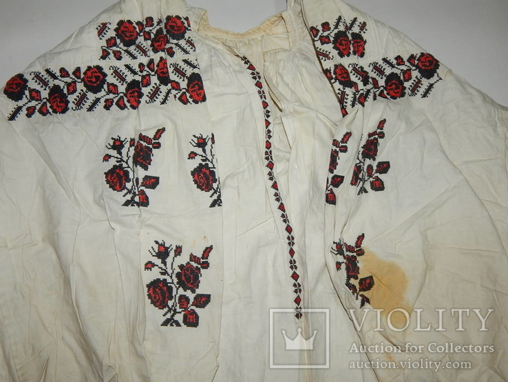 Сорочка вишиванка 4751, фото №3