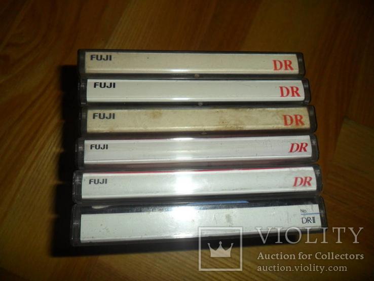 Аудиокассета кассета FUJI 90 И 60  - 6 шт в лоте кассеты аудио, фото №5