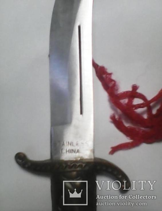 Кинжал  сувенирный, фото №6