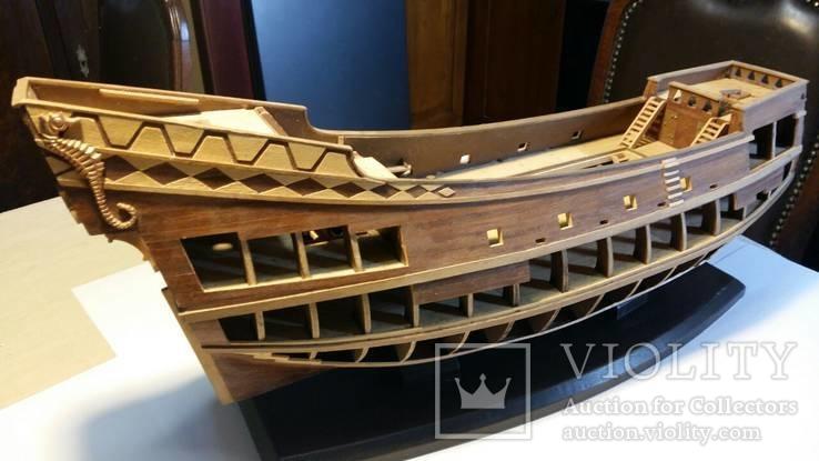 Модель парусника, фото №2
