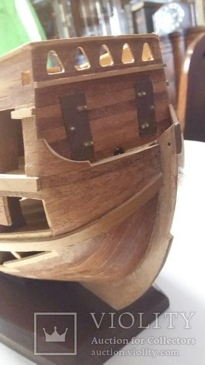 Модель парусника, фото №4