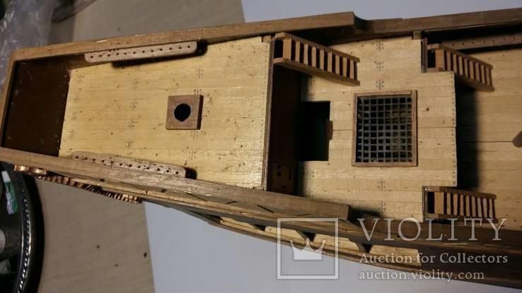 Модель парусника, фото №10